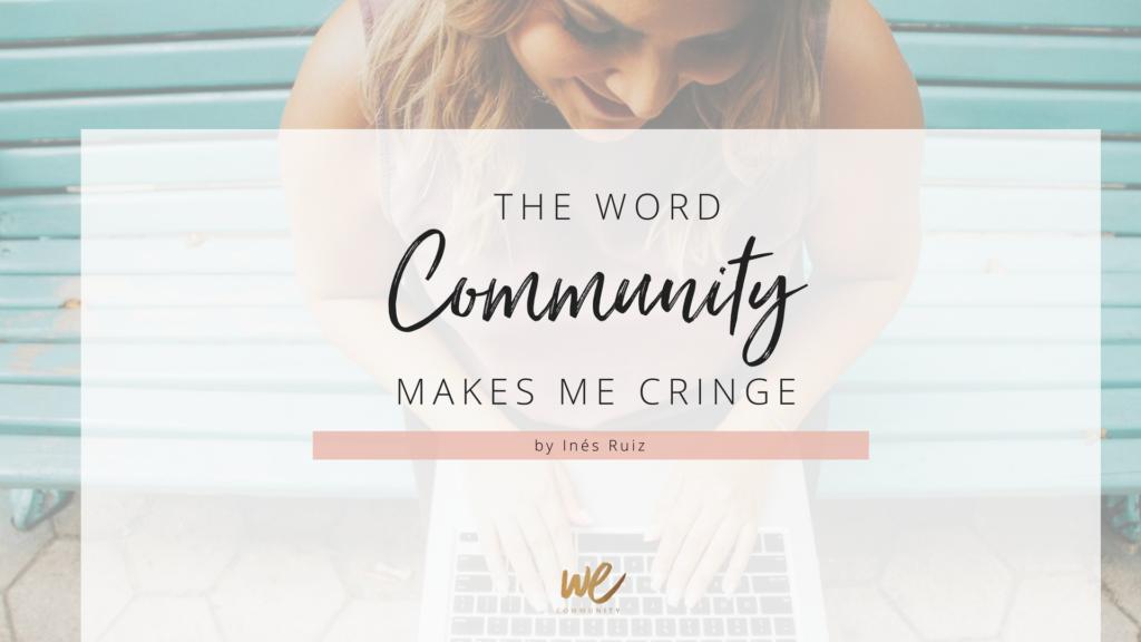WeCommunity